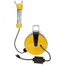 Bayco BYSL-827 50' OSHA Compliant Fluorescent Work Light on Reel
