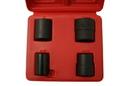 CTA CMA154 4 Pc. Emergency Lug Nut Remover Socket Set