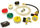 Fjc FJ43655 Truck Cooling System Pressure Test And Refill Kit