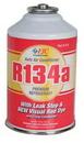 Fjc FJ618 R134A Red Dye Premium Refrigerant with Leak Stop