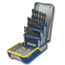 Hanson Irwin HA3018002 29 Piece Cobalt Drill Bit Set M35 Hardness