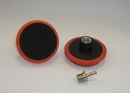 Hi-Tech Industries HTVP3 Mini Velcro Backing Plate. 3.5 for Sanders and Drills