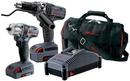 Ingersoll Rand IRIQV20-2022 20V 6 Pc Drill Combo Kit