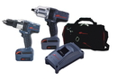 Ingersoll Rand IRIQV20-204 IQV20 High Power Impact & Drill Combo Kit