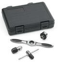 GearWrench KD3880 5 Piece GearWrench Tap and Die Adapter Set