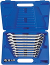 Calvan Alstart A13101MR 13 Pc. Metric Combination Speed Wrench Set