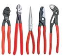 Knipex Tools Lp KX9K0080108US 5 Piece Automotive Pliers Set