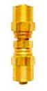 Milton MI623S 3/8 x 3/4 Brass Reusable Hose Mender