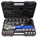 Mastercool 72485-PRC Master Hydraulic Flaring Tool Set with Jiffy Tite Fitting