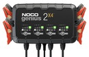 NOCO GENIUS2X4 8A 4-Bank Battery Charger