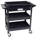 Wilmar PMW54006 Service Cart with Tool Holder Bins and Drawer