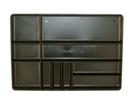 Protoco PO6010 Black Tool Box Storage Tray