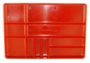 Protoco PO6020 Red Tool Box Storage Tray