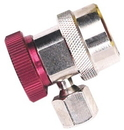 Service Solutions U.S. RA18191A R134 High Side Quick Coupler Red