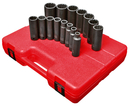 Sunex Tool SU2670 15 Piece 12 Point Deep Impact Set 3/8x1-1/4