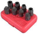 Sunex Tool SU2841 8 Piece 1/2 Drive Pipe Plug Socket Set