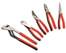 Sunex Tool 3610V 5 Piece Multi Purpose Pliers Set