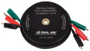 S & G Tool Aid TA22830 Retractable Test Leads Reel-3 Leads x 10'