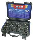 Vim Tools VMIMPACT-50 50 Piece Half Cut Master Impact Bit Set