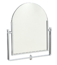 "Econoco 1016 Double-Sided Rectangular Mirror 10"" x 12"", 10"