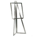 Econoco BH80SC Floor Standing Folding Easel, Frame is 1/2 x 1 1/2