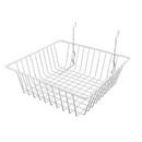 """Econoco BSK13-W 12""""W x 12""""D x 4""""H Small Basket"""