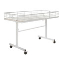 Econoco DT48-W Folding Dump Table, 23 1/2