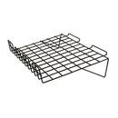 """Econoco EBL-SL22 Sloping Shelf w/ 3"""" Lip, 22-1/2"""