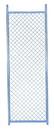 "Econoco FC96-EC 24-3/4""W x 96""H Basic ChainLinx Panel"