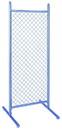 "Econoco FCL73-EC 24-3/4""W x 73""H Freestanding Tower w/ T-Legs"