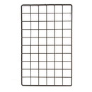 "Econoco GS16-B 16""L x 10""W Epoxy Coated Grid Cubbies"