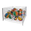 """Econoco GTC48-W 48"""" Square Grid Dump Bin"""