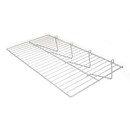 "Econoco GWEC-2412 12""D x 23-1/2""L Straight Shelf"