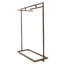 Econoco LNSWVBBE Extended Ballet Bar with Swivel Hang Bars, Finish: Statuary Bronze