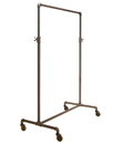 Econoco PSBBADJ Pipeline Adjustable Ballet Rack, 44
