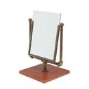 Econoco PSCT1078 Counter Top Mirror, Anthracite Grey