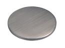 Econoco SCNB15 Flat Metal Neckblock, Satin Chrome