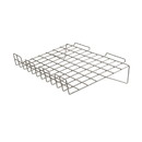 "Econoco SWEC-SL22 Sloping Shelf w/ 3"" Lip, 22-1/2"