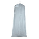 "Econoco W72 24""/36"" x 72"", 3 Gauge Vinyl Taffeta Finish w/ Hanging Document Pocket and Center Zipper"