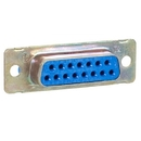 Te Connectivity 205163-1 D-Sub Connector/Female, 15 Pin