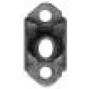EDMO MS21075L06N Nut Plate/Steel, 6-32