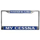 EDMO 52-46/52-51 License Frame/Irbf Cessna