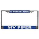 EDMO 5248/5251 License Frame/Irbf Piper