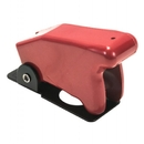 Eaton 8497K1 Switch Guard/Red/1 Hole Mount
