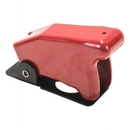 Eaton 8497K3 Switch Guard/Red/1 Hole Mount