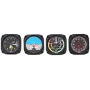 Trintec Industries 9075 Coasters/Instrument, Set Of 4 Ea (Alt, Dg, As, Hor)
