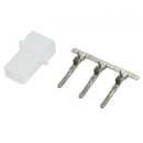 Whelen Engineering A444 Connector Kit/2 Position, Male, Includes Pins.