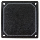 Forbes ATI-1FR Cover Plate/Black Plastic. Fire Retardant. For Use With 3Ati Instruments.