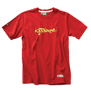 Red Canoe CEPL01HRTL Cessna Plane T-Shirt/Heritage Red/Short Sleeve/Large