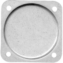 Forbes CP-2AR Cover Plate/3 1/8 Diameter. Aluminum, No Paint.